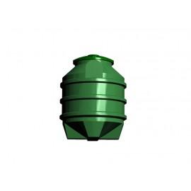Osadnik SZAKK 1100-1280/930l zbiornik na szambo wodę deszczówkę