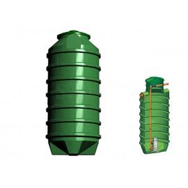 Studnia przepompowa - przepompownia PP 1100 - 2360