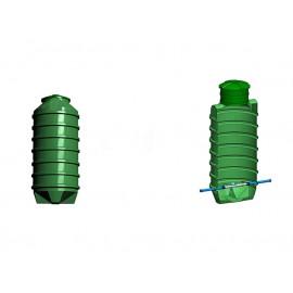 Studnia wodomierzowa - wodomierzówka SW 1100 - 2360