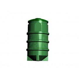 Separator tłuszczu z odmulaczem SZAKK SEPTO 1l/s