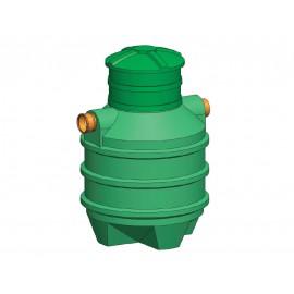 Separator węglowodorów olei SZAKK SEW 6l/s