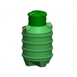 Separator węglowodorów olei SZAKK SEW 8l/s