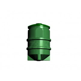 Separator węglowodorów olei SZAKK SEW 1l/s