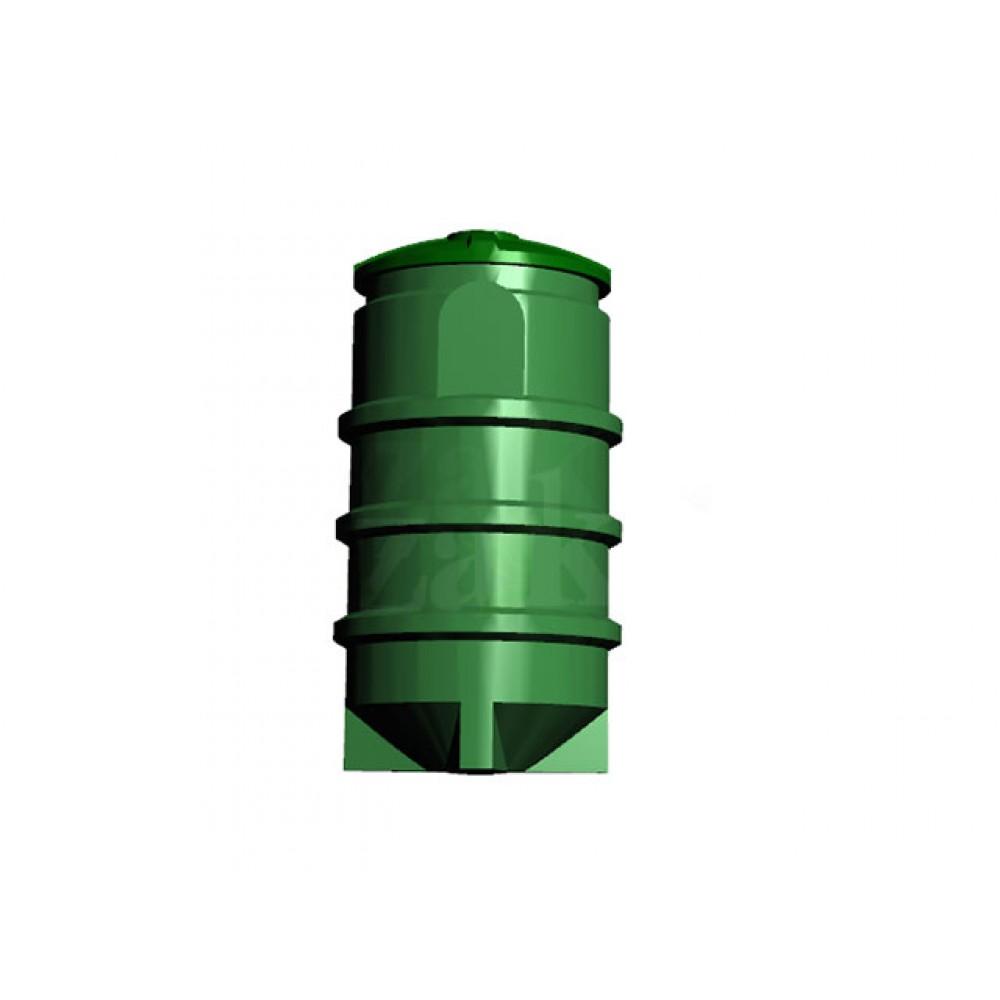 Separator węglowodorów olei z odmulaczem SZAKK SEWO 1l/s