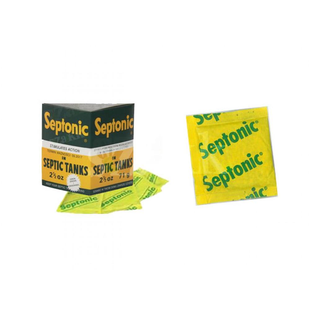 SEPTONIC 71g  - do przydomowej oczyszczalni i szamba PROMOCJA