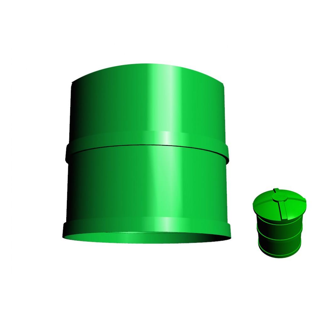 Nadstawka na zbiornik SZAKK 55 cm - nadbudowa do oczyszczalni - separatorów - szamb - studni